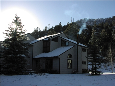 Pines 1 and 2 Exterior Winter
