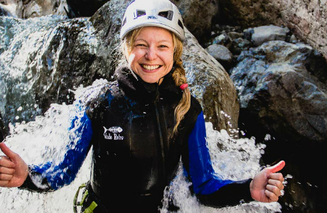 Half day canyoning trips in Ouray