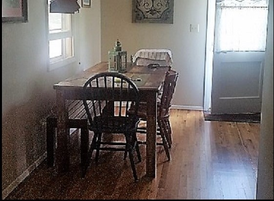 Sharp Home Dining Area - Rapid City SD