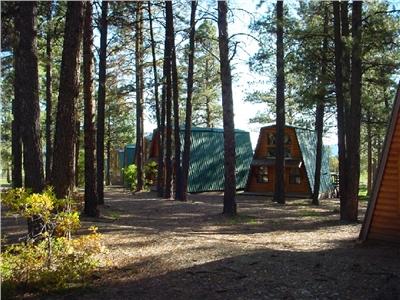 Aframe Cabin 2