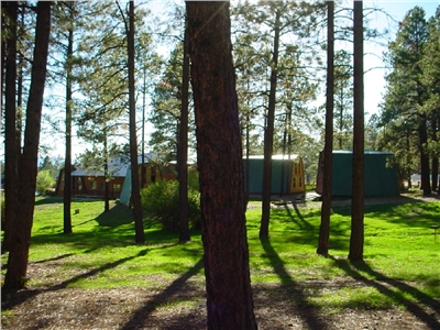 Aframe Cabin 3