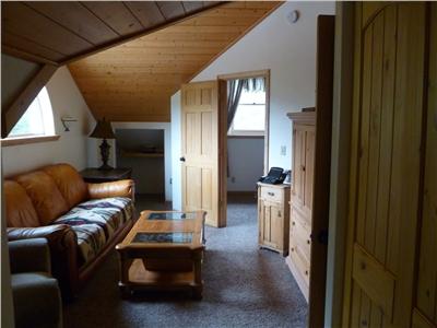 Cozy Couples Retreat - Living Room