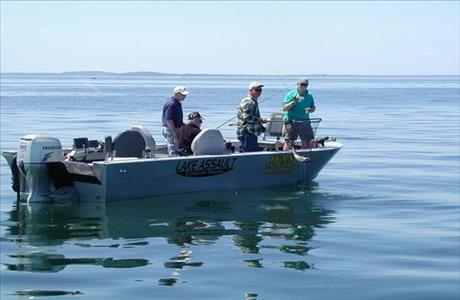 Ivans Guided Walleye Fishing - Black Hawk SD