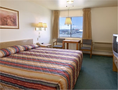 Standard King Room at the Alamosa Super 8
