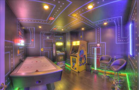Chateau De Soleil Game Room - Sturgis SD