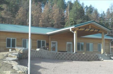 Three Forks Campground Main Office - Hill City SD