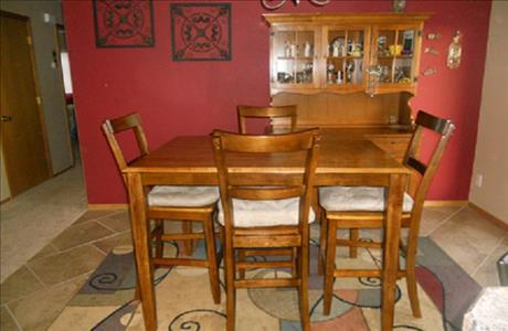 Klein Home Dining Room - Rapid City SD