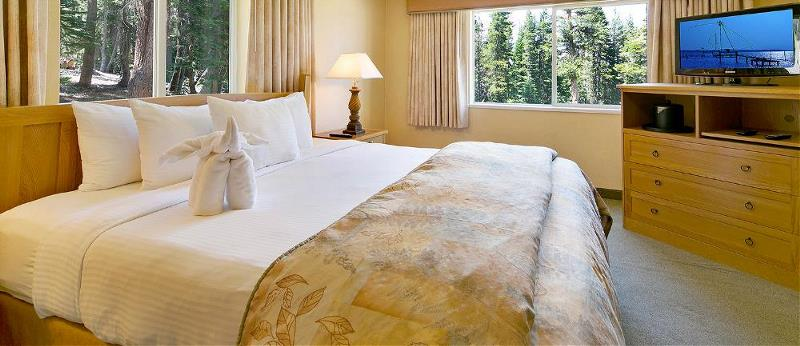 Comfortably elegant accommodations