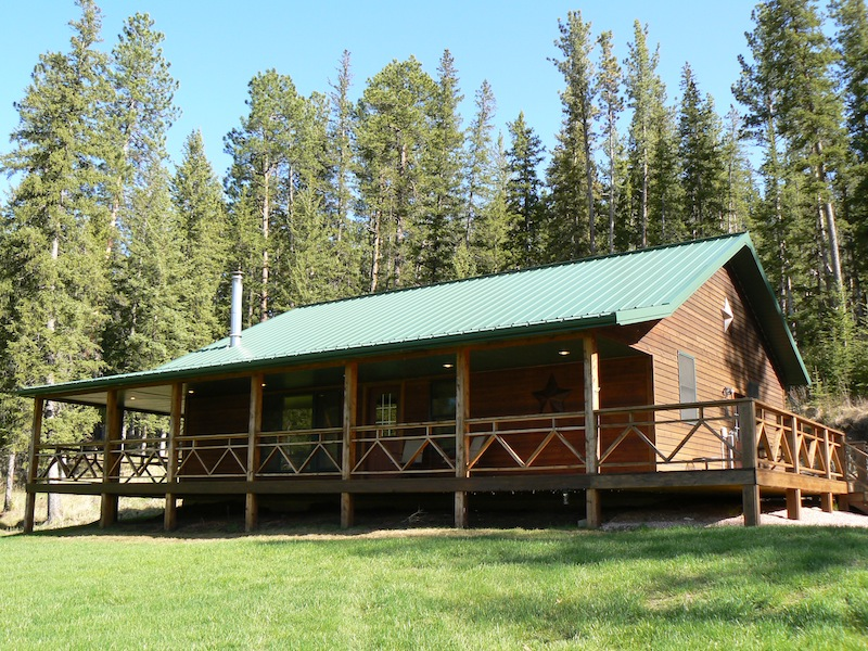 Granite Springs Cabin - Hill City SD