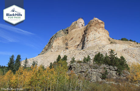 Black Hills Fun Pass - Crazy Horse Memorial