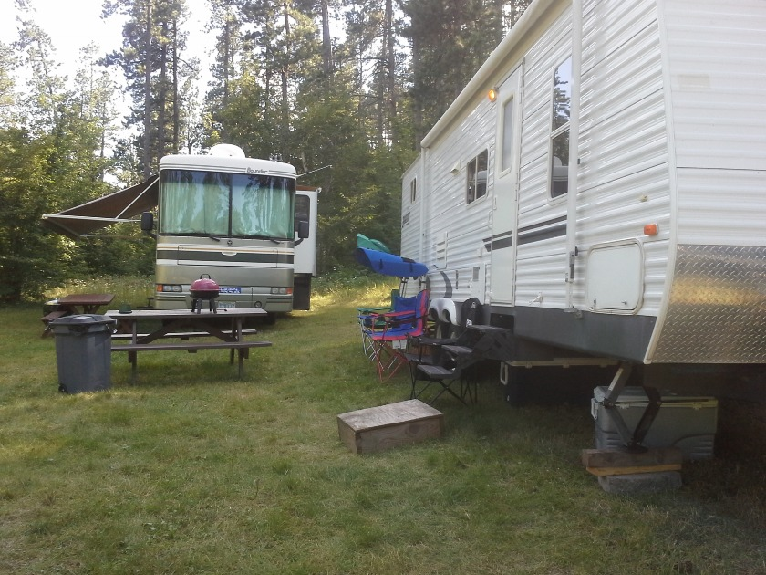 Cabin Gem RV Sites - Vanocker Canyon Sturgis SD