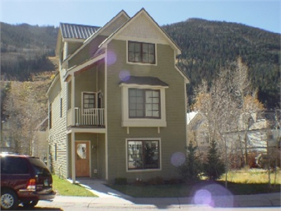 Bachman Village is a series of Victorian themed homes in the town of Telluride.
