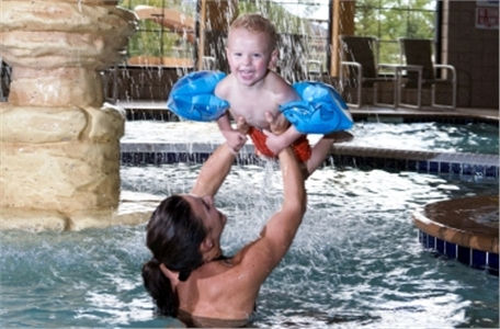 Splash Family Fund Center is great for all ages.