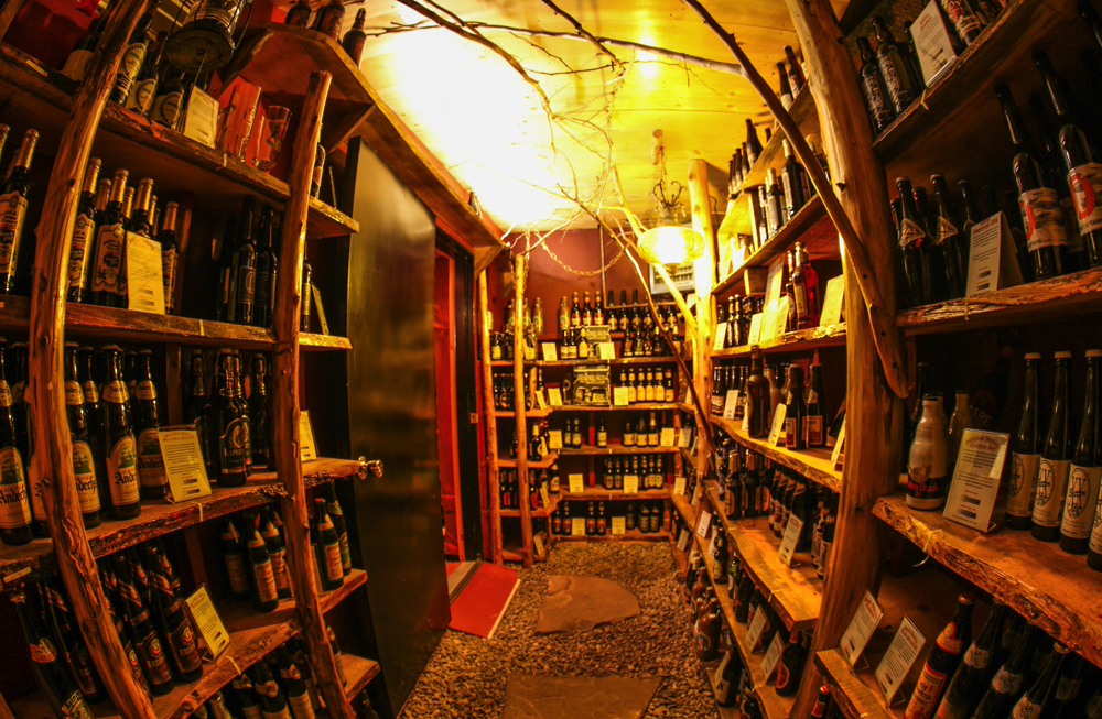 Browse the Adirondack's only hand-crafted Wine and Beer Cellar.