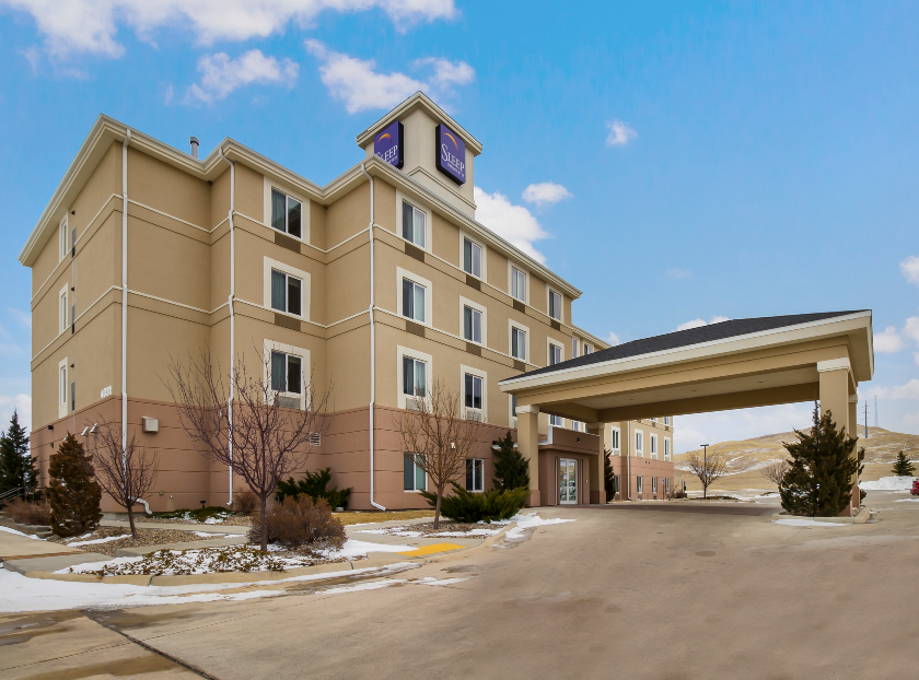 Sleep Inn and Suites - Rapid City SD
