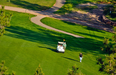 Hart Ranch Golf Course - Rapid City SD