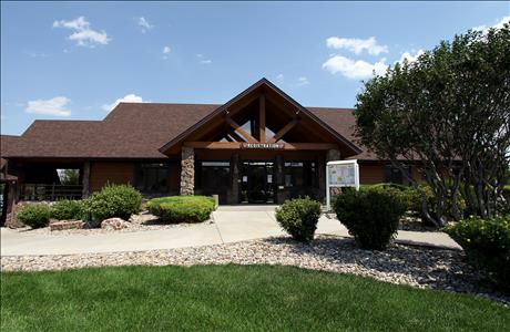 Hart Ranch Golf Course Club House - Rapid City SD