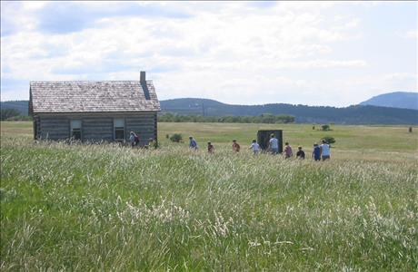 High Plains Western Heritage Center Schoolhouse - Spearfish SD