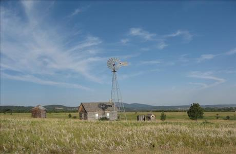 High Plains Western Heritage Center Homestead - Spearfish SD