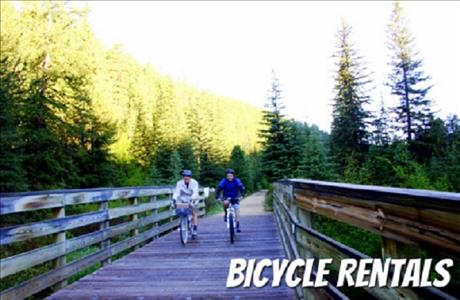 Mickelson Trail Adventures Bike Rentals - Hill City SD