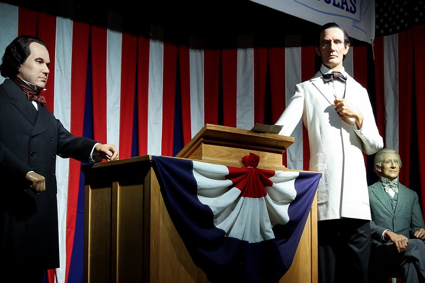 The National Presidential Wax Museum - Keystone SD