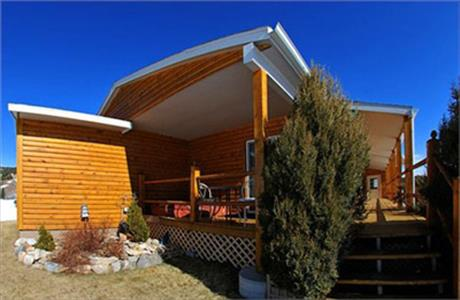 Legends Log Cabin Suites Oriental Suite - Deadwood SD