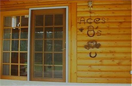 Legends log cabin suites deadwood south dakota 57732 for Cabins near deadwood sd