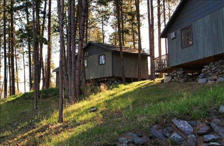 Mountain View Lodge and Cabins - Hill City SD