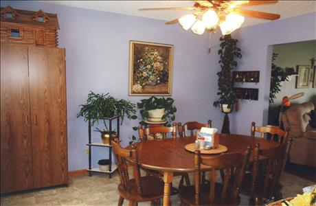 Kearney Home Dining Area - Spearfish SD