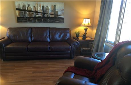 Hill Home Living Room - Spearfish SD