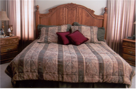 Hill Home Bedroom - Spearfish SD