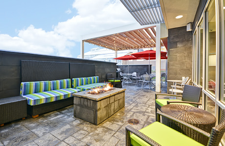 Home2 Suites by Hilton Rapid City - Outdoor Patio