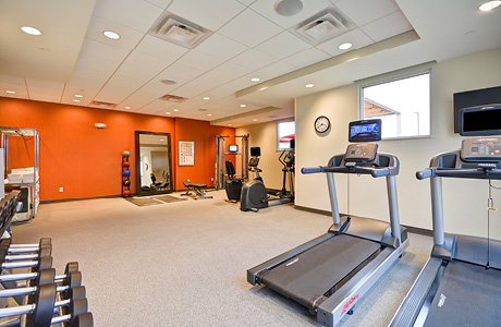 Home2 Suites by Hilton - Fitness Center