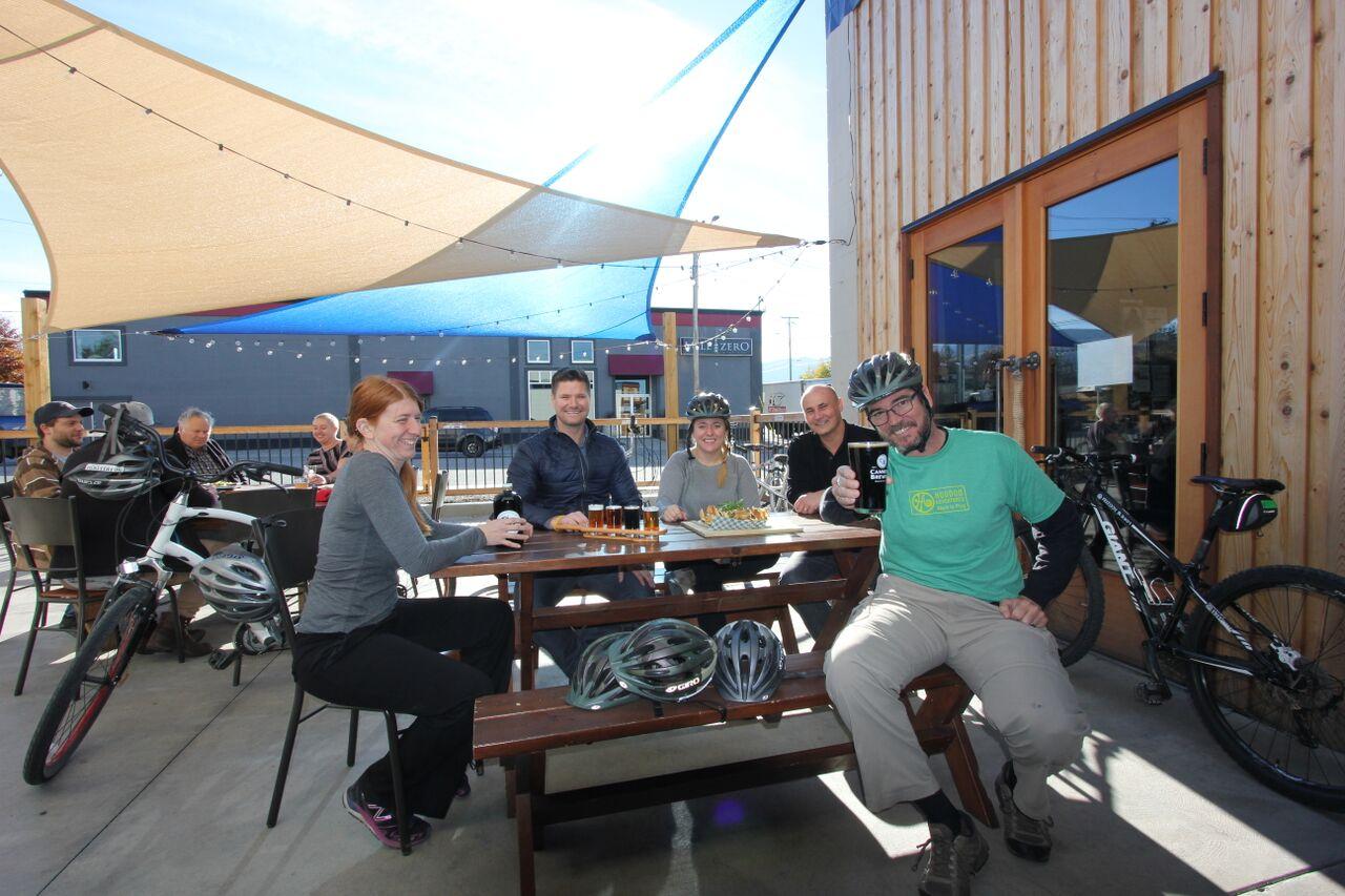 Spirited Brews Cruise - A cycling distillery & brewery tour