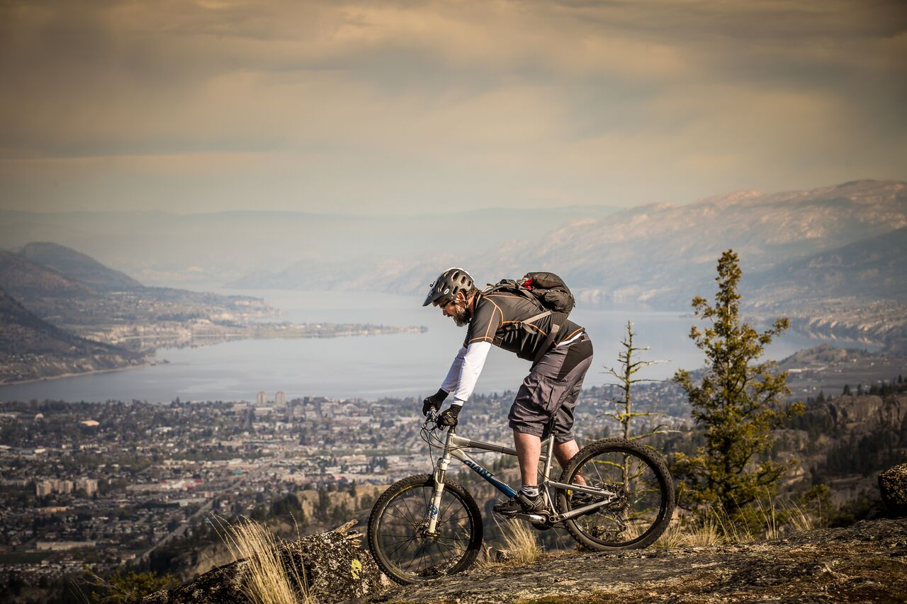 Myra Canyon Guided Cycle Tour