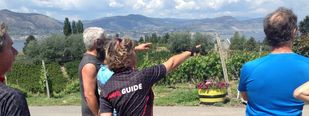 Cycle & Savour South Okanagan