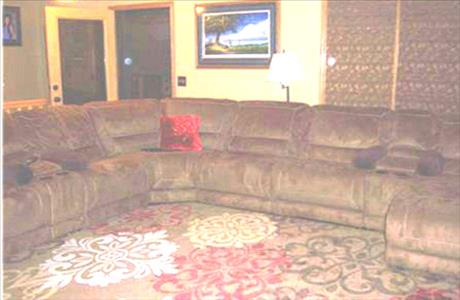 Rosenau Home Living Room - Spearfish SD