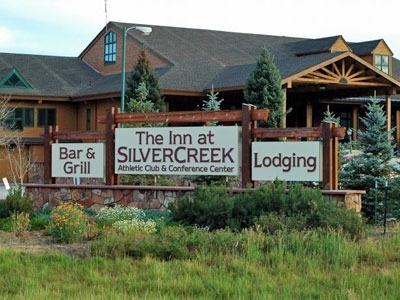 Inn at SilverCreek - Main Entrance