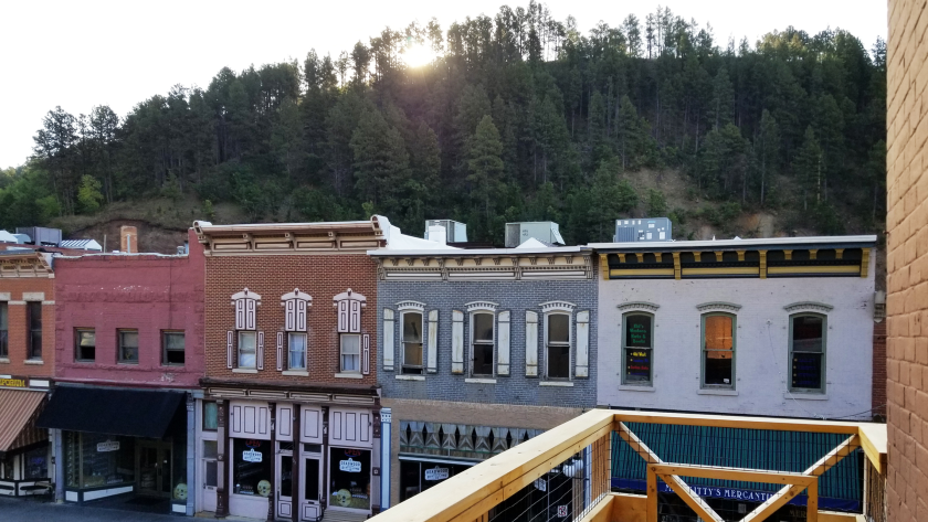 Nyes 1880 Suites Exterior - Deadwood SD